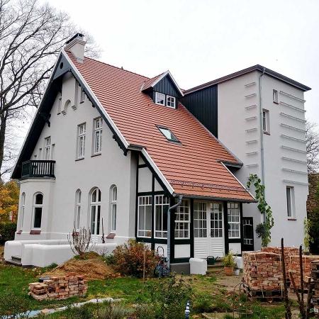 Villa Aumühle Denkmalschutz Büro Schümann Sunder-Plassmann und Partner