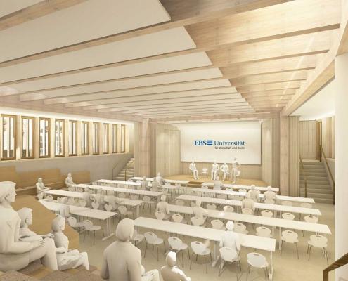 EBS Universität Oestrich-Winkel Büro Schümann Sunder-Plassmann und Partner