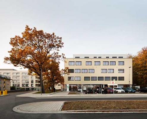 Ambulanzzentrum Wolfsburg Büro Schümann Sunder-Plassmann und Partner