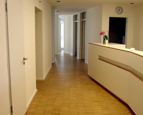 Lübeck internistische Praxis Büro Schümann Sunder-Plassmann und Partner