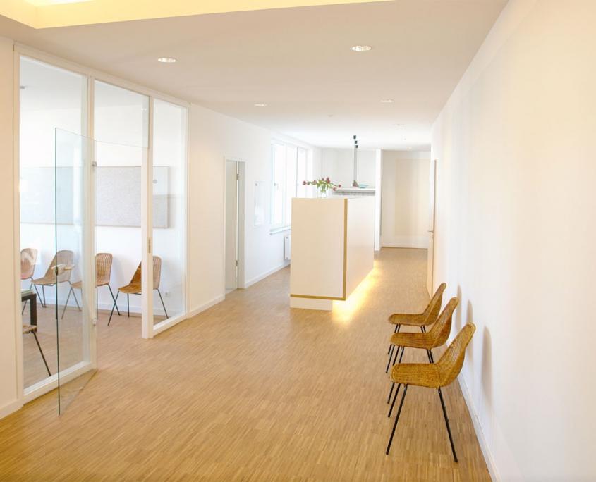 Lübeck Travemünde Praxis Pier3 Büro Schümann Sunder-Plassmann und Partner
