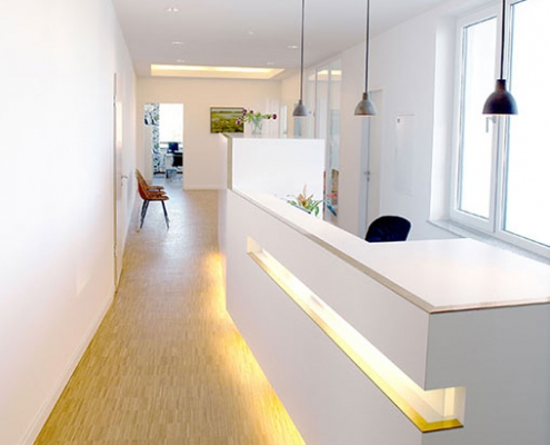 Travemünde Lübeck Praxis Büro Schümann Sunder-Plassmann und Partner
