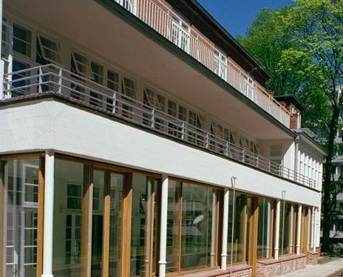 Dialyse Lübeck Praxis Büro Schümann Sunder-Plassmann und Partner