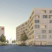 Lübeck Travemünde a-ja Hotel Büro Schümann Sunder-Plassmann und Partner