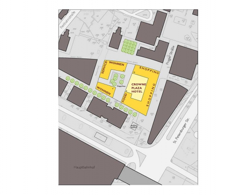 Wiener Platz Dresden Büro Schümann Sunder-Plassmann und Partner