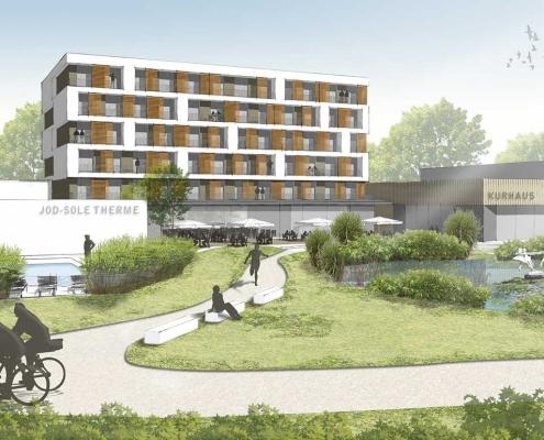 Thermenhotel Bad Bevensen Büro Schümann Sunder-Plassmann und Partner