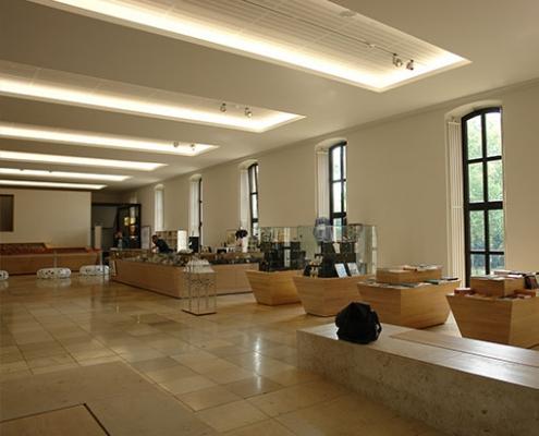 Bochum Besucherzentrum Büro Schümann Sunder-Plassmann und Partner