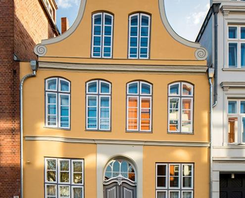 Dankwartsgrube Lübeck Denkmalschutz Büro Schümann Sunder-Plassmann und Partner
