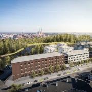 Moislinger Allee Mikroappartements Stadtwerke Büro Schümann Sunder-Plassmann und Partner
