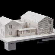 Neubau Einfamilienhaus Hochschulstadtteil Lübeck Büro Schümann Sunder-Plassmann und Partner