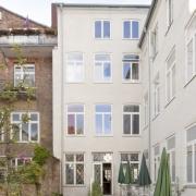 Mehrgenerationenwohnhaus Königstraße 15 Lübeck Büro Schümann Sunder-Plassmann und Partner