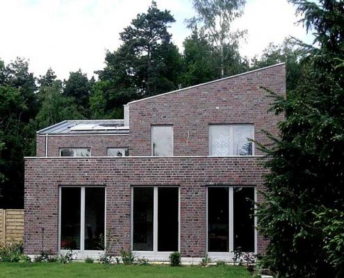 Adendorf Einfamilienhaus Büro Schümann Sunder-Plassmann und Partner