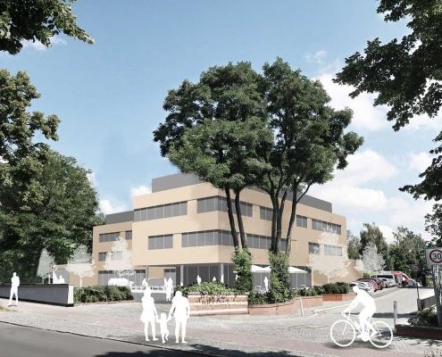Facharztzentrum Marienkrankenhaus Berlin Büro Schümann Sunder-Plassmann und Partner