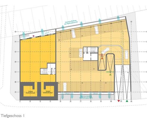 Facharztzentrum Marienkrankenhaus Hamburg Büro Schümann Sunder-Plassmann und Partner